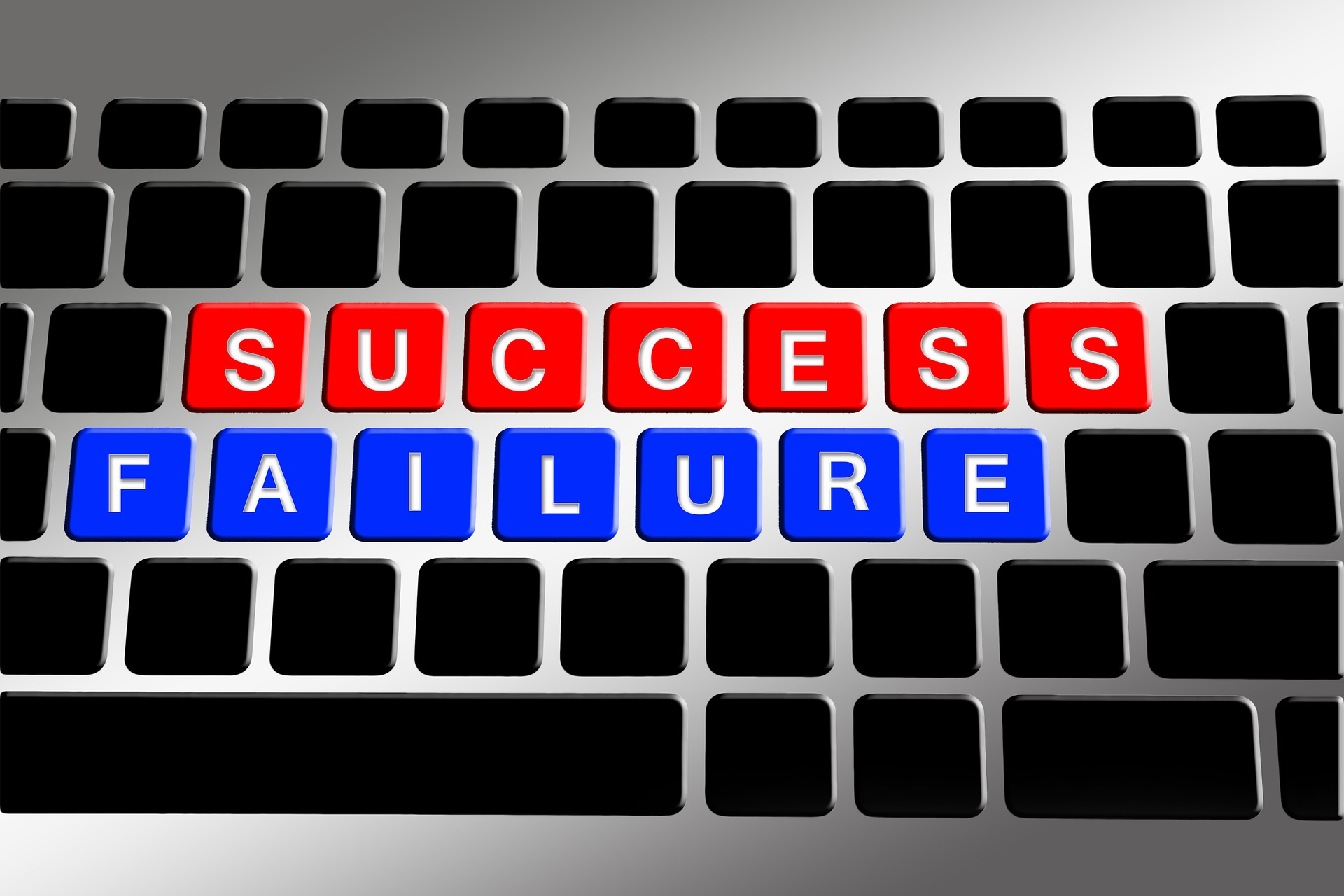 The price of avoiding failure is eternal vigilance