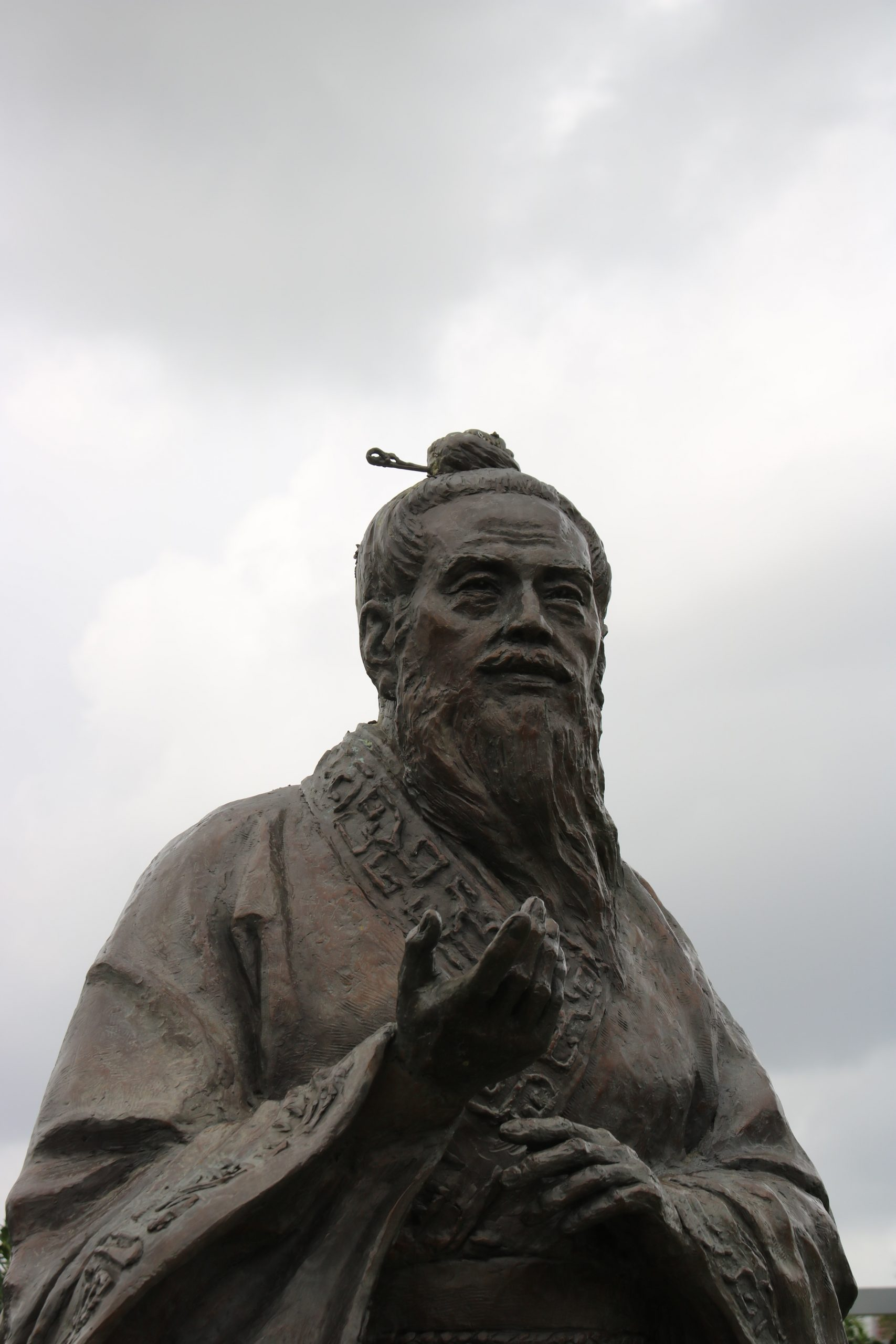 Where  Confucius got it wrong